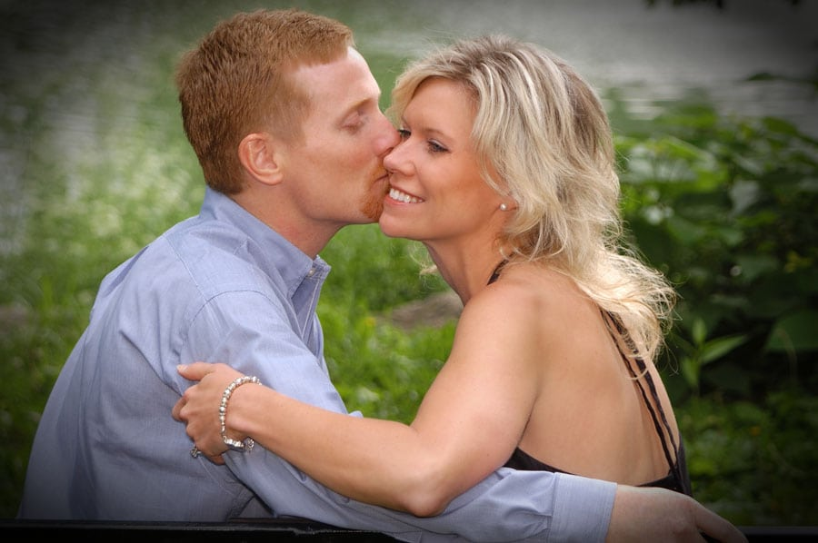 columbus ohio engagement pictures