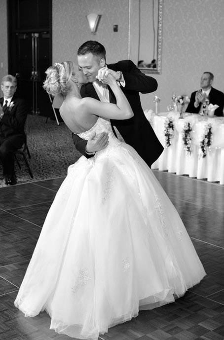 the bertram aurora ohio wedding reception pictures