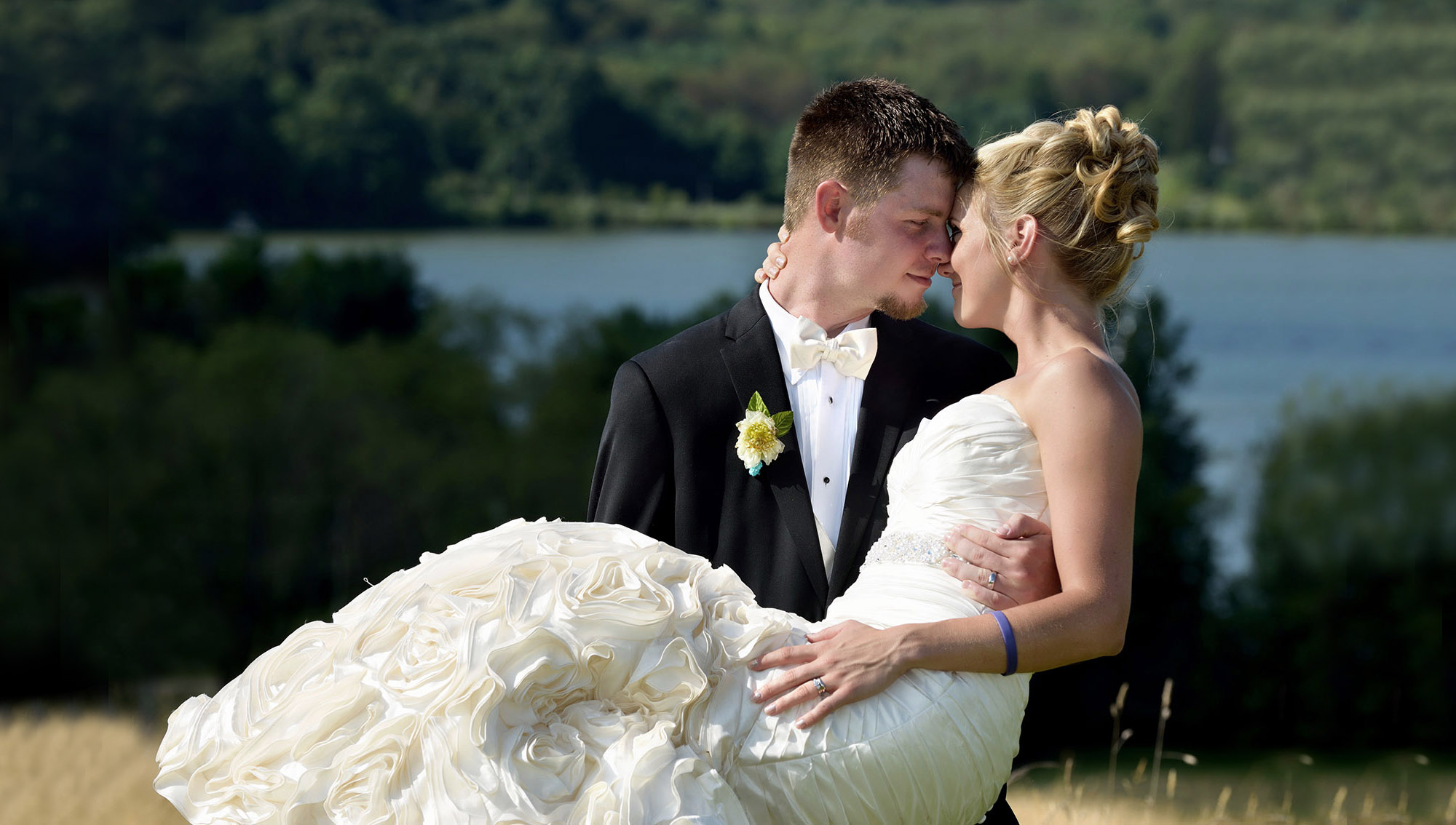 Atwood lake resort wedding