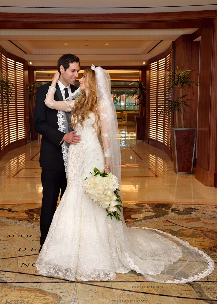 intercontinental hotel wedding cleveland ohio video company