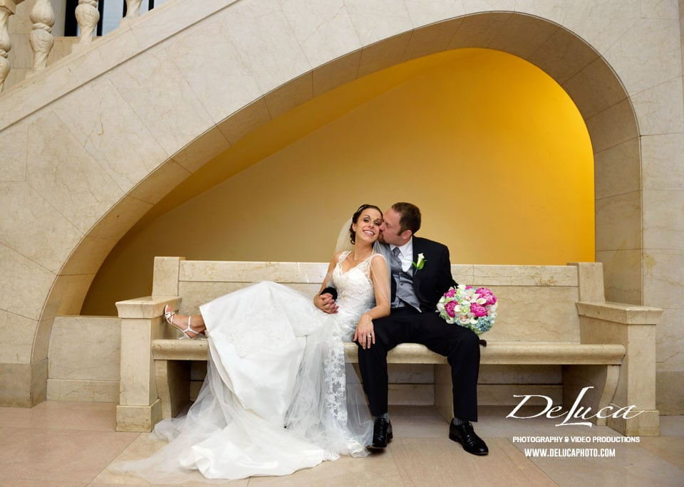cleveland public library wedding photography