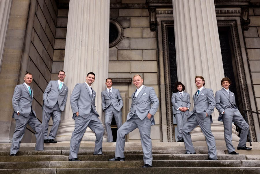 stambaugh auditorium youngstown ohio wedding videographer