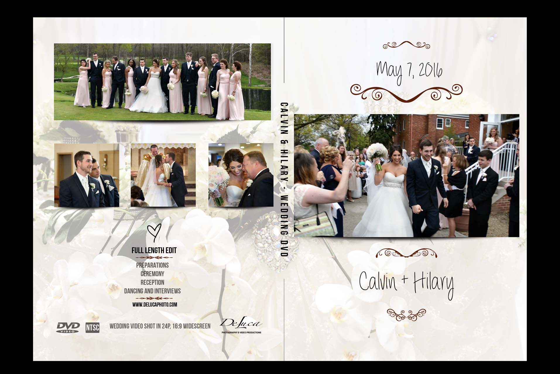 medina ohio wedding videographer