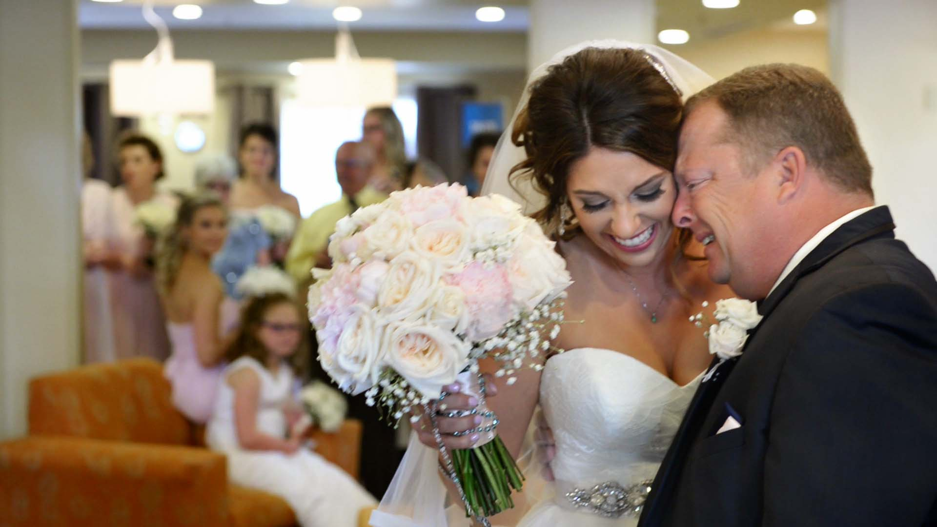 medina ohio wedding video company