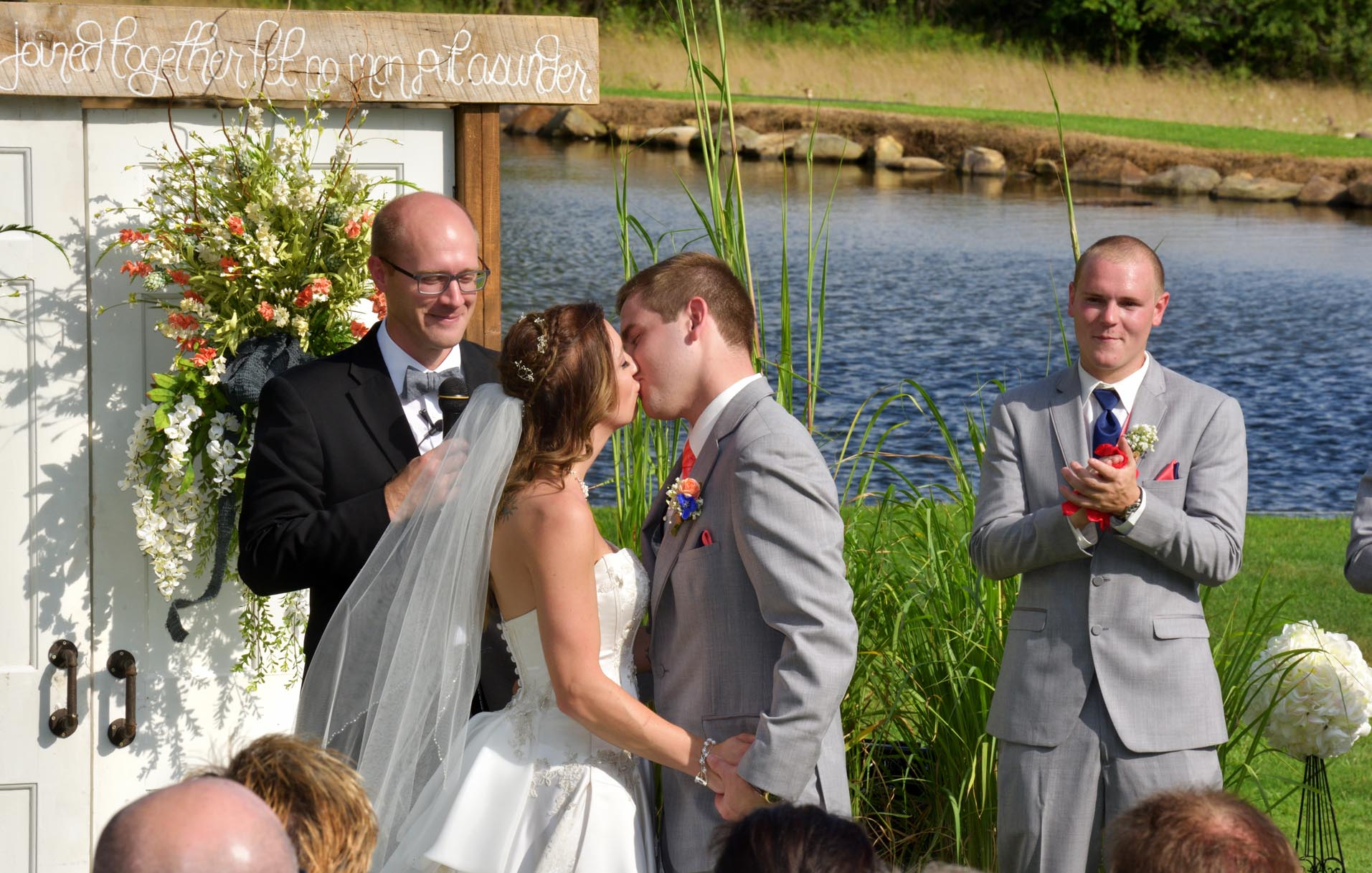 parker farm copley ohio wedding