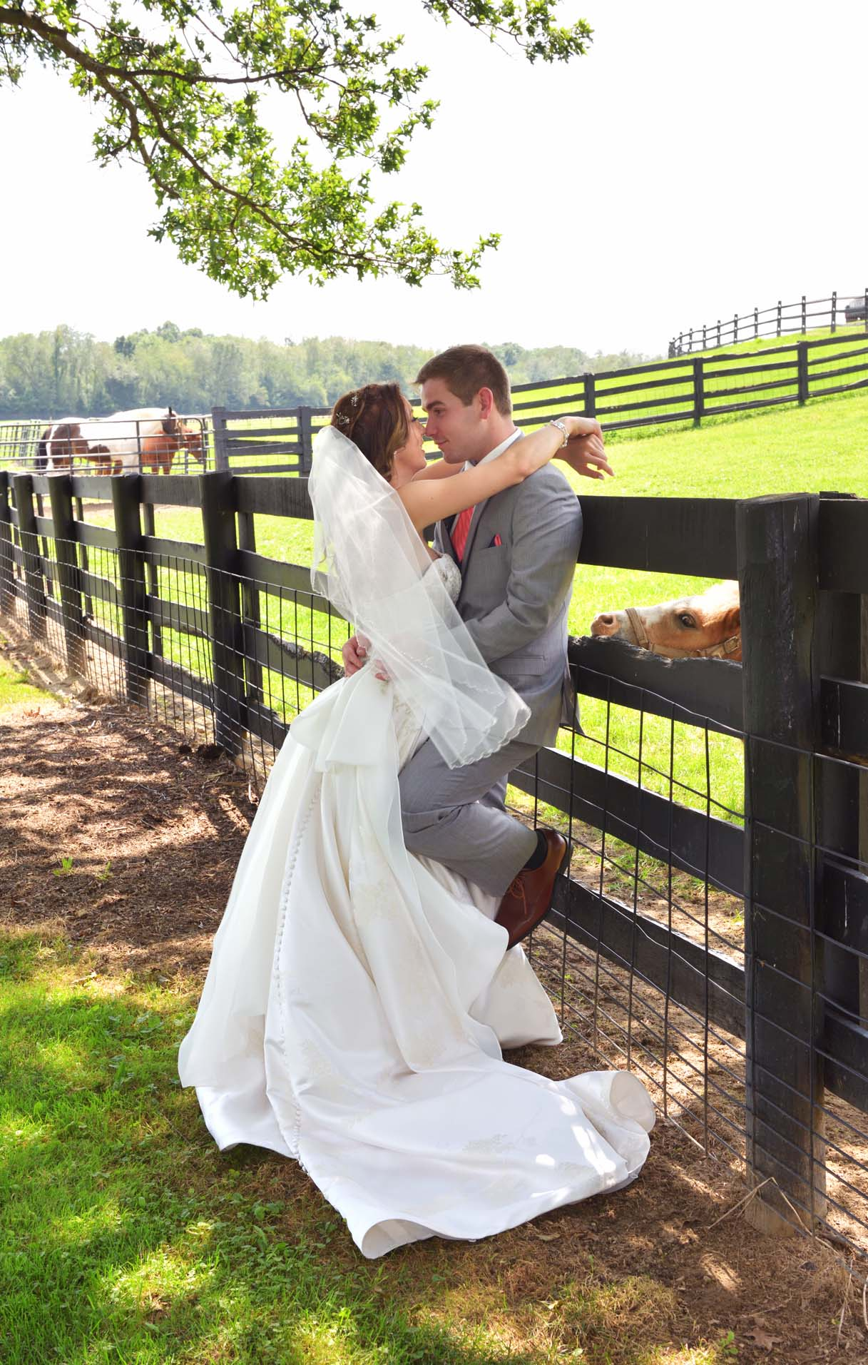 barn wedding copley ohio