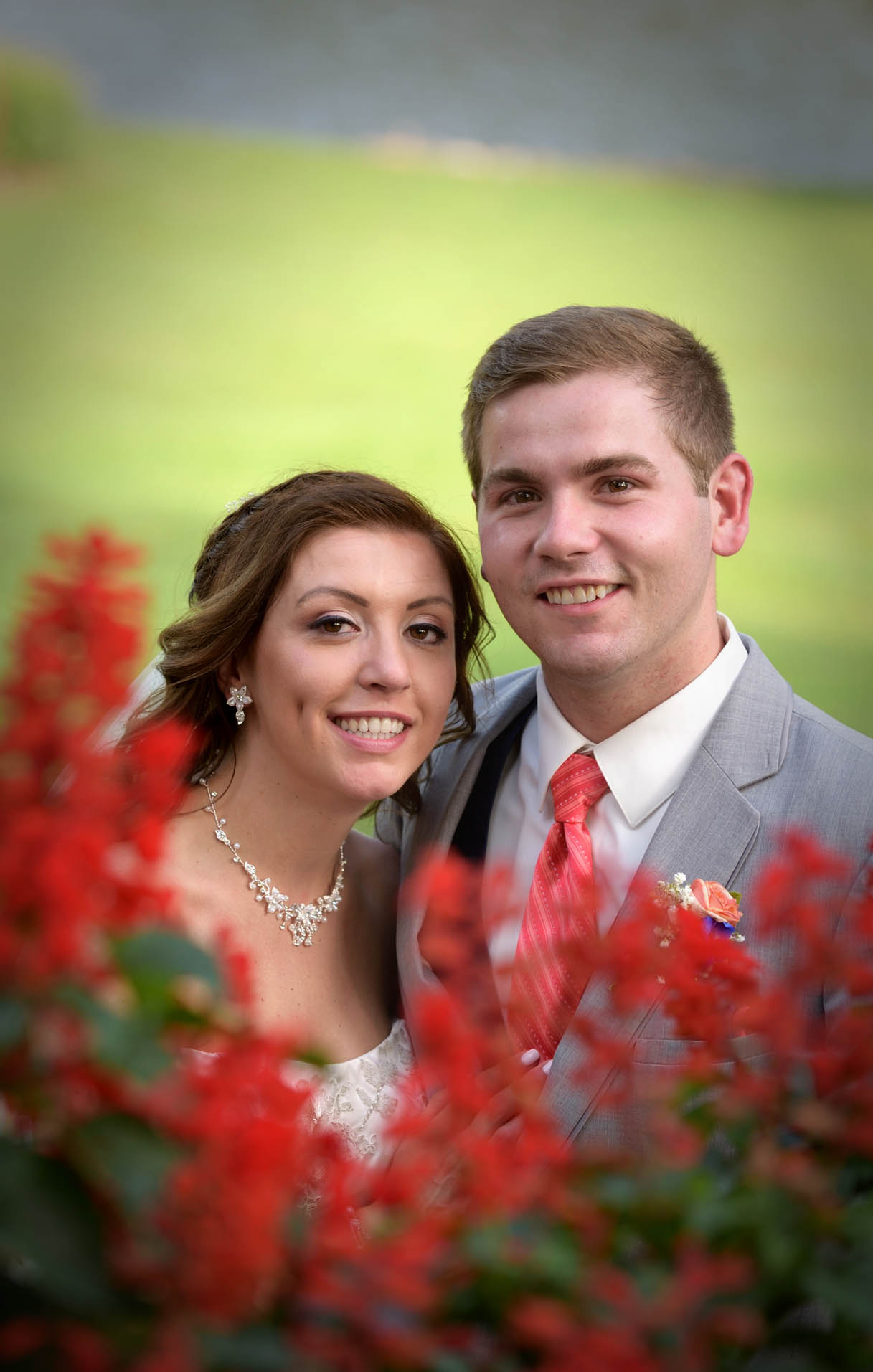 wedd photographer in copley oh