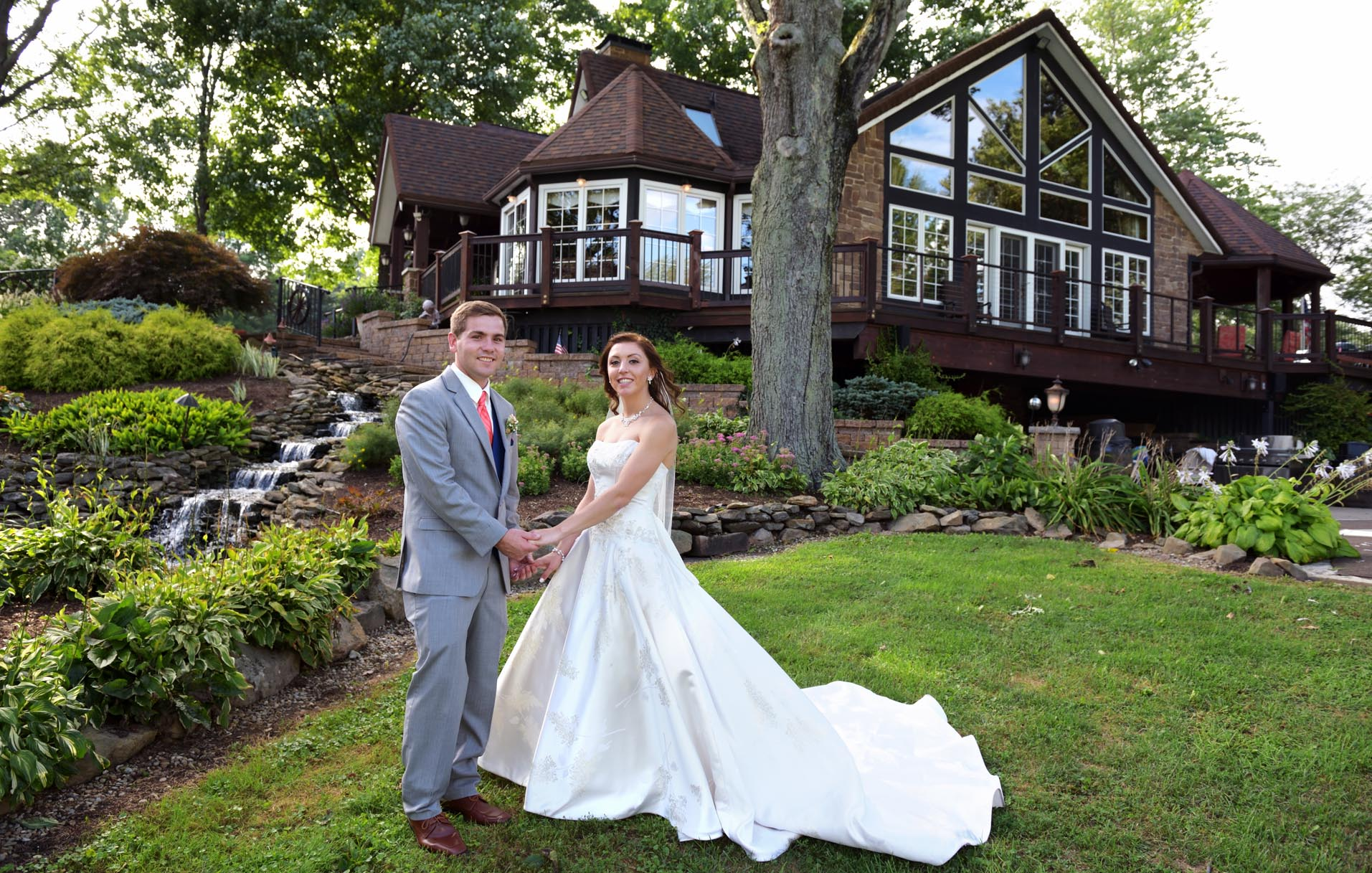 Copley Ohio Wedding Cheyenne Isaak Deluca Photo
